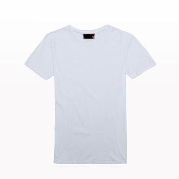 Cheap wholesale 100% Cotton oem logo custom printing plain blank white t shirt