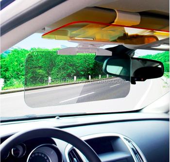 Day and Night Anti-Glare Car Windshield Visor - Premium Quality Universal  Sunshade and Night 92cd9fc0565