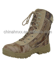 2017 NEW design Khaki ranger tactical boots