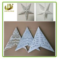 Indian Hanging Outdoor Paper star Lanterns Wholesale