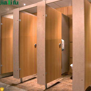 Solid Grade Laminate Toilet Bathroom Stall Cubicle Partitions - Partitions for bathroom stalls
