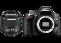 Nikon D5100 With 18-55mm Vr Lens Kit