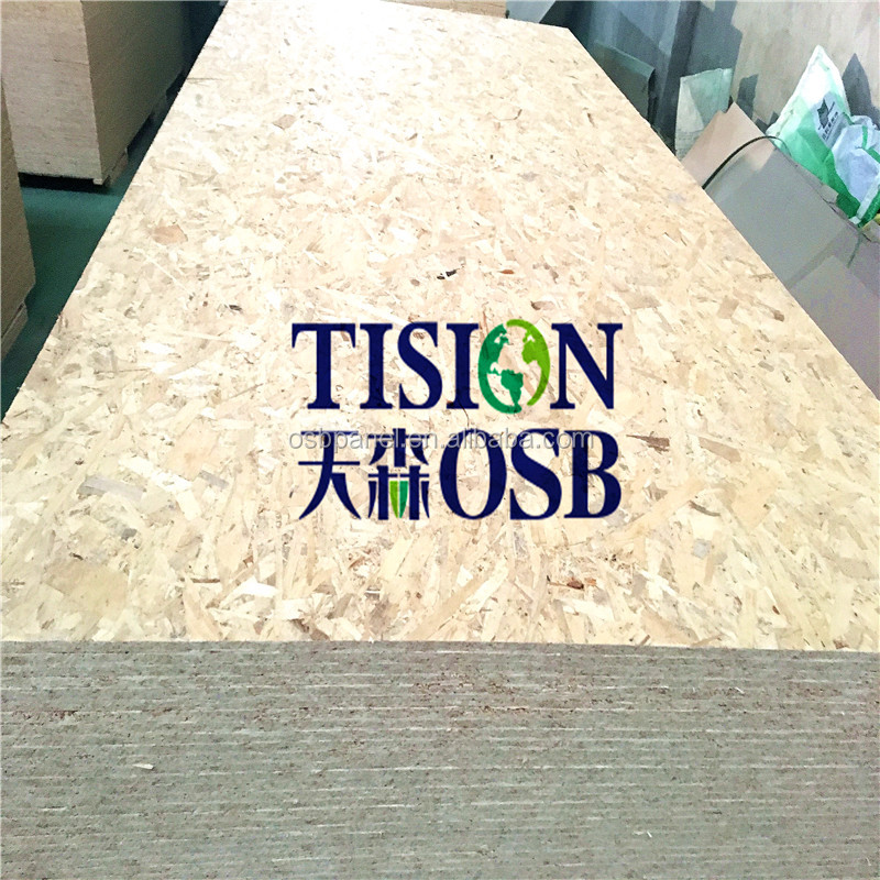 Biggest-selling particle board flakeboards Oriented Strand Board
