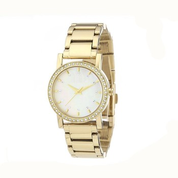Koda Valentine Quartz Watches Singapore Movement Gold Tone Watch