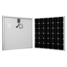 lowest price OEM 150w mono solar panel with TUV certificate