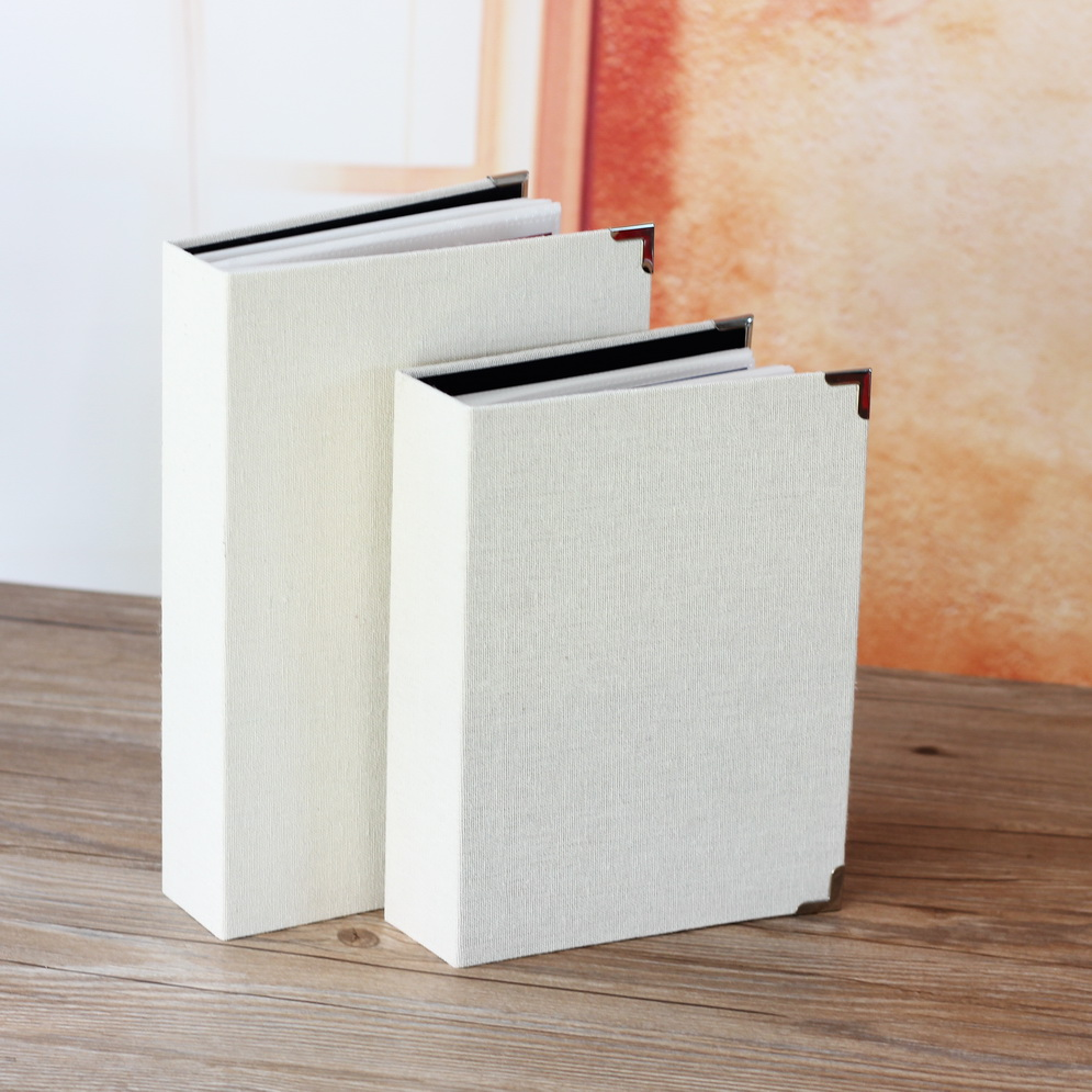 online buy whole linen binding paper from linen binding 2 size the inset type wind linen gallery simple memorial book 5 inch 6 inch 200