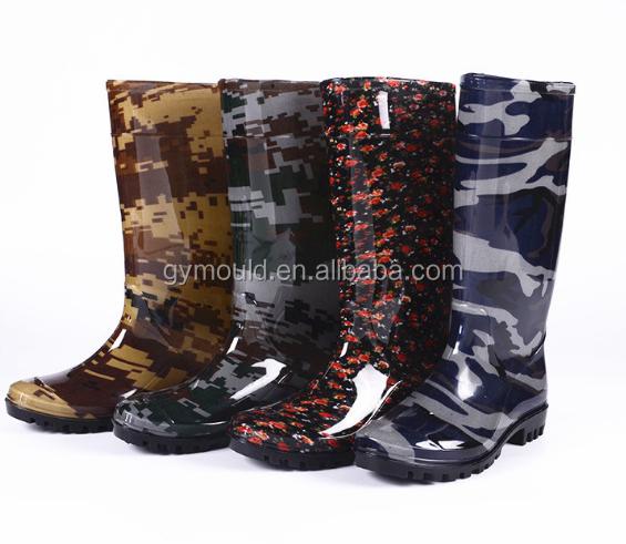 Bottes Cheval Imperméable Chaussures Mode Femmes Bon Gumboots De YbIfm7v6gy