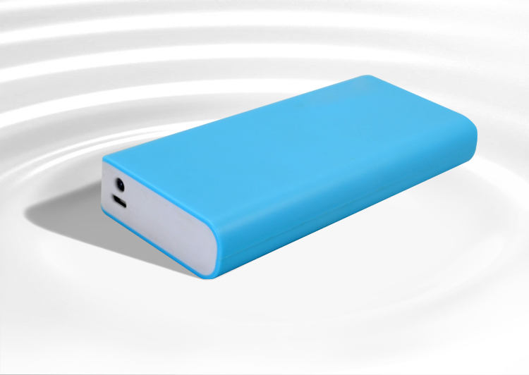 Fast Charge Mobile Phones Devices Blue Portable Power Pack Cell Phone