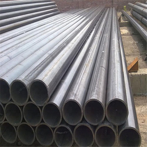 1/2''-12'' steam pipeline gas pipe ERW steel pipe round pipe price