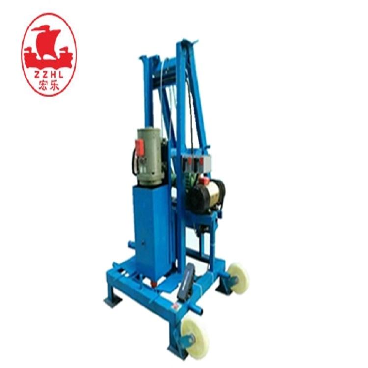 Vendita Calda della fabbrica di Acqua di Pozzo di Perforazione Idraulico Modello Portatile di Piccole Dimensioni Macchina Per La Vendita