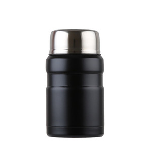 550ml Double Wall Vacuum Insulated Stainless Steel BPA Free Food Jar Flask /Soup Thermos With Spoon