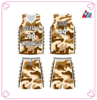 Design Your Own Basketball Uniform 12