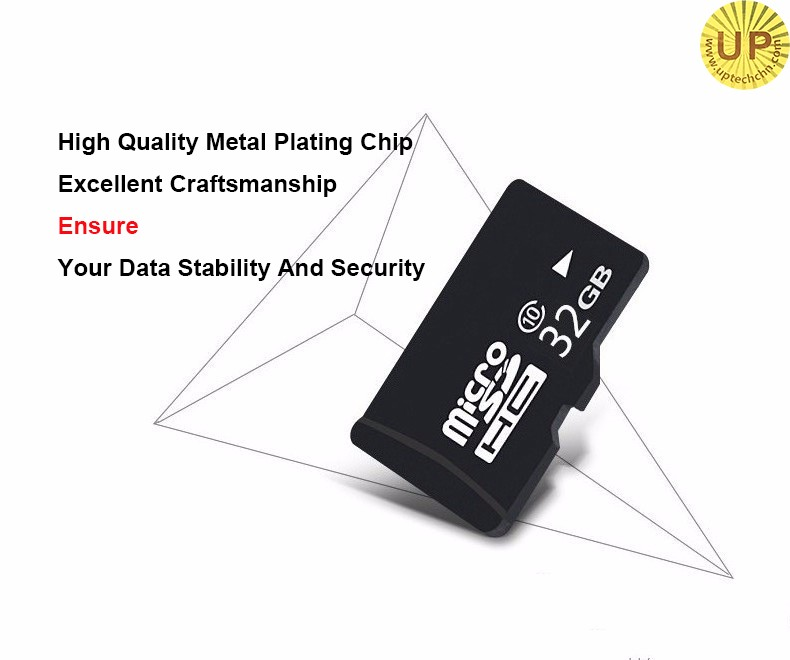 Wholesale 2017 Original Micro 64GB Class 10 Speed Sd Memory Card For HTC Samsung Mobile Phone