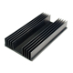 Aluminium Extrusion Profile Heatsink / Aluminum Heat Sink For Led Light