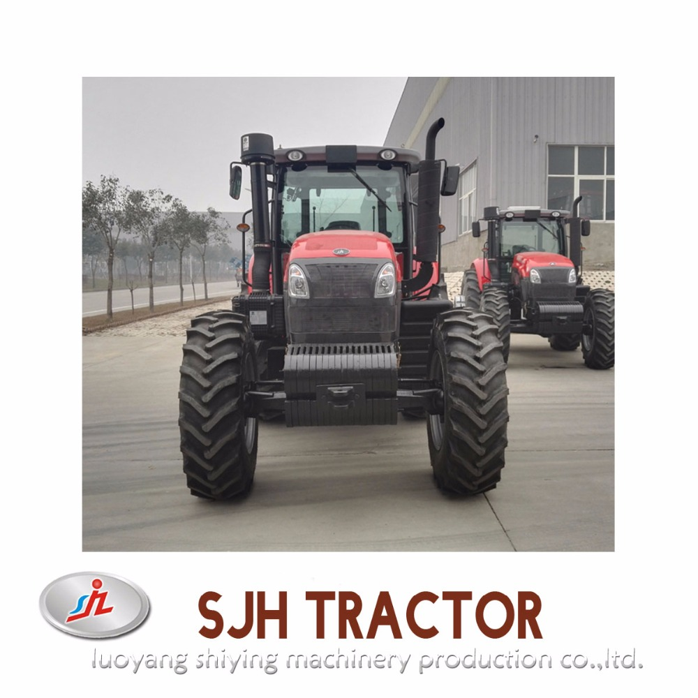 SJH brand 180hp model 1804 farm tractor made in china for sale