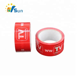 High Performance Custom Size Bopp Custom Logo Printer 3 Inch Packing Tape