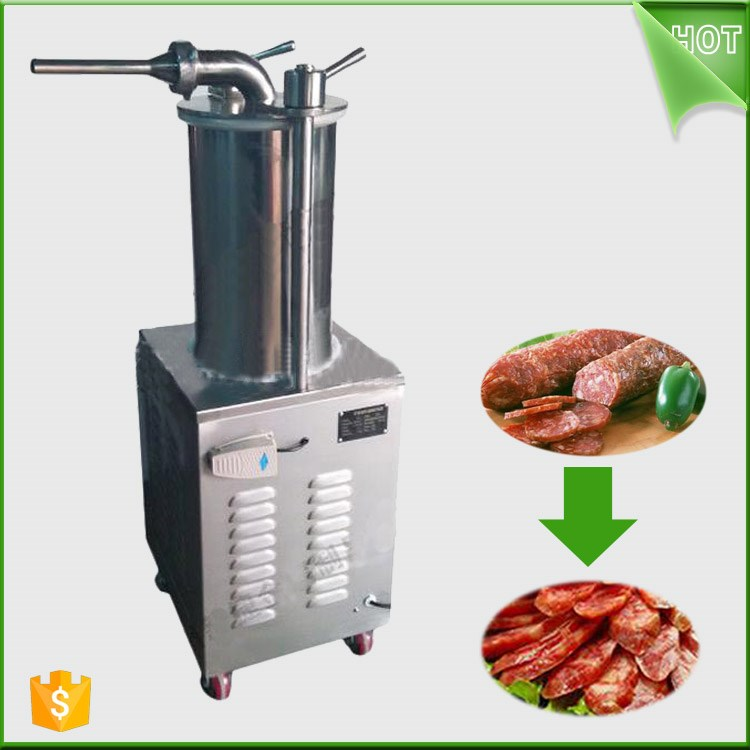 Hot selling sausage stuffer machine | manual sausage stuffer