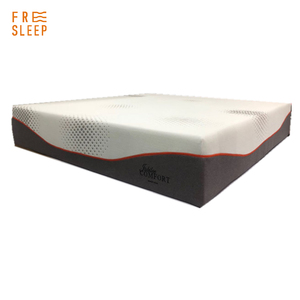 Medical single korea water cooled Memory Foam mattress pad 450g Knitted fabric cover