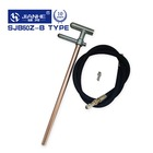 SJB Manual Grease Gun Grease pump For Grease Lubrication System