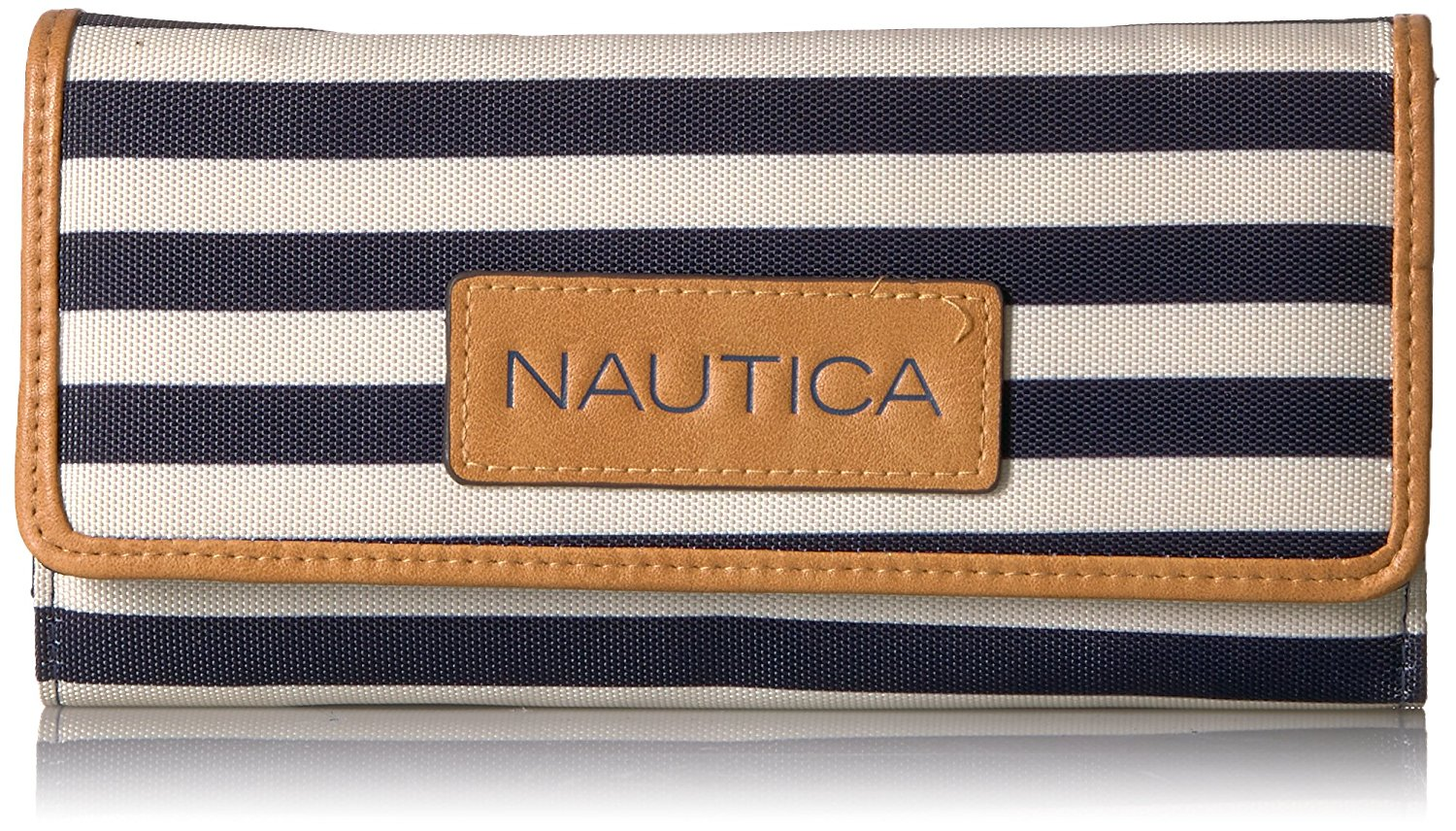 Nautica Women's The Perfect Carry-All Money Manager Wallet Oraganizer with RFID Blocking,