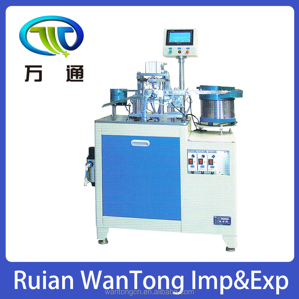 Fully Automatic Machine Assembling Contacts Riveting Machine