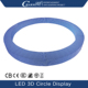 newest led round display rgb portable ring high quality circle display screen