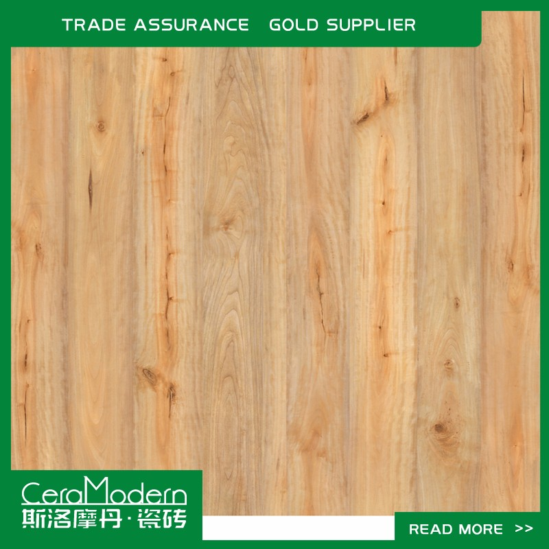 Ornamental provide porcelain wood tile