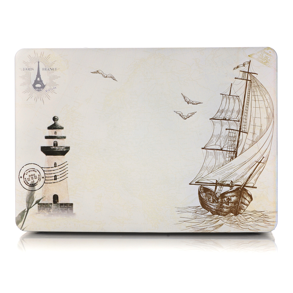 Hotsell Fashionable Colorful Shell Hard PC Tablet Case for iPad