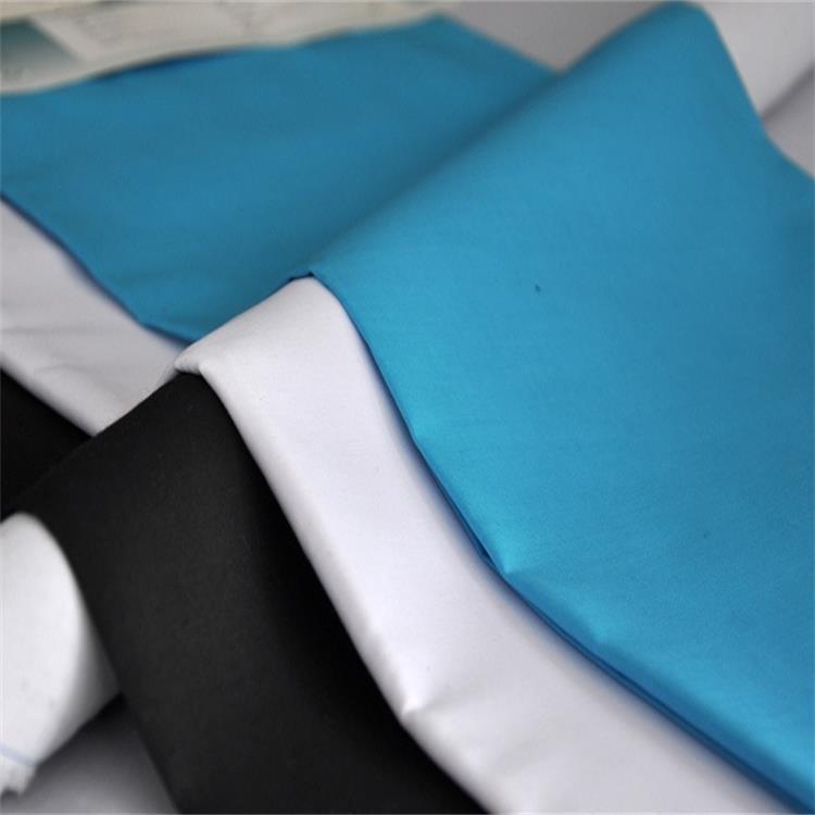 Cotton/poly50/50 110x76 đồng bằng vải cho shirting, cvc poplin vải