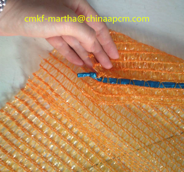 mesh bag for cabbages and onion pe raschel mesh bag order from china direct