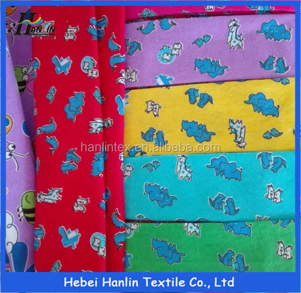 high quality fabric cotton clothes for baby/cow print cotton fabric/weaving cotton 40's textile
