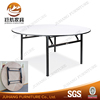 wholesale price white banquet plywood restaurant table