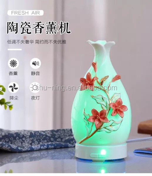 Aroma Electric Ultrasonic Ceramic Diffuser Ultrasonic Essential Oil Diffuser