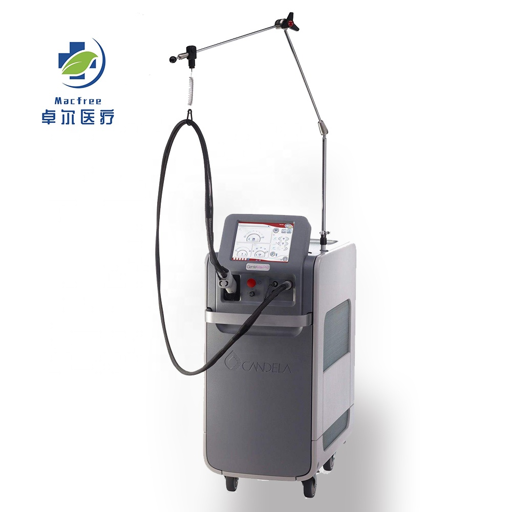 2019 Best Laser Hair Removal Machine Candela Gentlelase Alexanderite 755nm And 1064nm Nd Yag Laser With Factory Price Buy At The Price Of 12 500 00 In Alibaba Com Imall Com