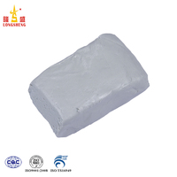 Air Conditioner Parts White Plumbers Epoxy Putty Filler on PVC