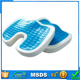 Professional manufacture Therapeutic promote butt scar recovering comfort coccyx gel seat cushion with cool pad use for hospital