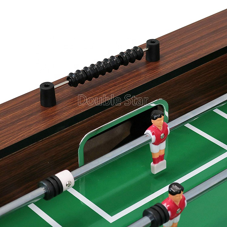 OEM Adults Play Classic Design 55 Inch Soccer Tables Indoor Sports Hand Football Table Game