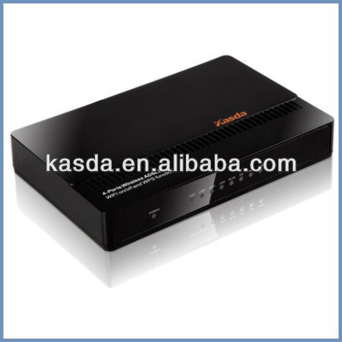 broadband adsl router/wireless dsl router KW5809