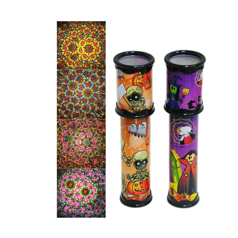 Halloween kids educational toy kaleidoscope for sale