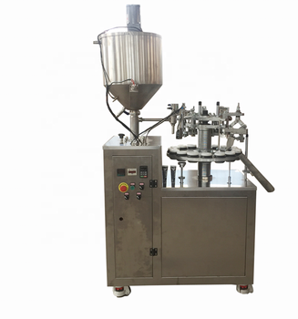 glue filling and sealing machine