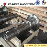 Various Dia Forged Stainless Steel Step Shaft