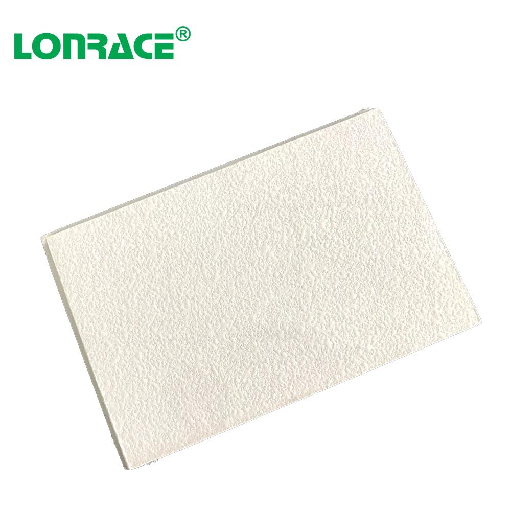 mineral wool acoustic ceiling board/mineral fiber board
