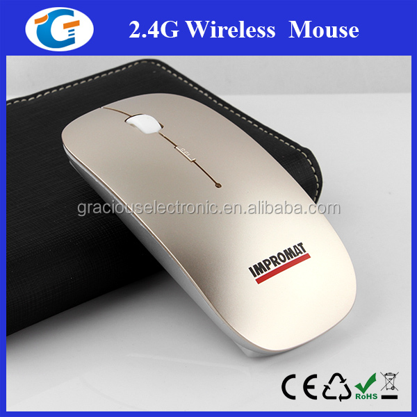 Trending hot products 4 buttons wireless optical mouse with custom logo