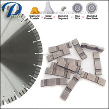 12 inch 300mm 14'' 350mm 16'' 400mm Concrete Saw Blade, Asphalt Cutting Diamond Blade Laser Weld Turbo Cutting Segment