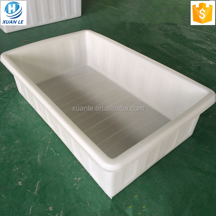 Rotation mold durable tilapia feed tank with stable function