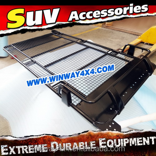 Top Tent Roof Rack For Land Cruiser 80 90 100 200 Series