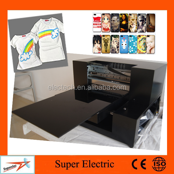 Multi-function CD/Pen/USB/Phone Case/Metal UV Printing machine,Digital A3 UV Flatbed Printer