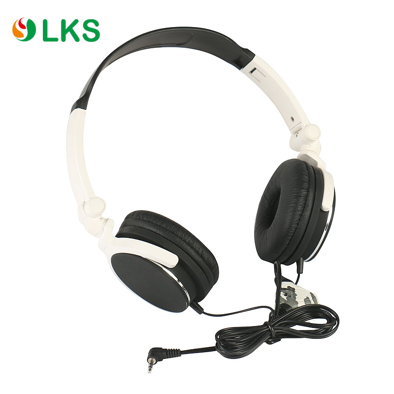 Promotional wired stereo headphone driver