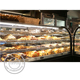 Wholesale Transparent Tabletop Acrylic Bakery Cake Display Cabinet Case/cake display refrigerator