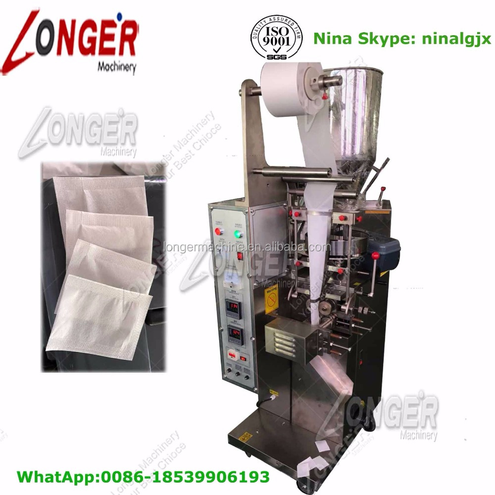 Automatic Tea/Herb/Coffee/Solid Beverage Filter Bag Packing Machine